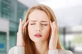 đau đầu, hoa mắt