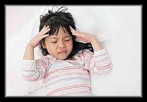 đau đầu trẻ em