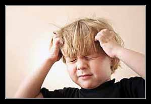 nhức đầu ở trẻ em