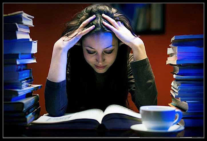 tác động tiêu cực thức khuya