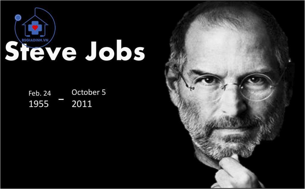 Steve Job mất vì ung thư tuyến tụy