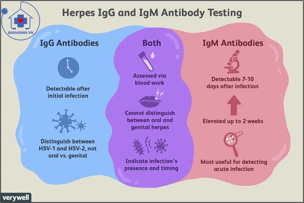 xét nghiệm IgG