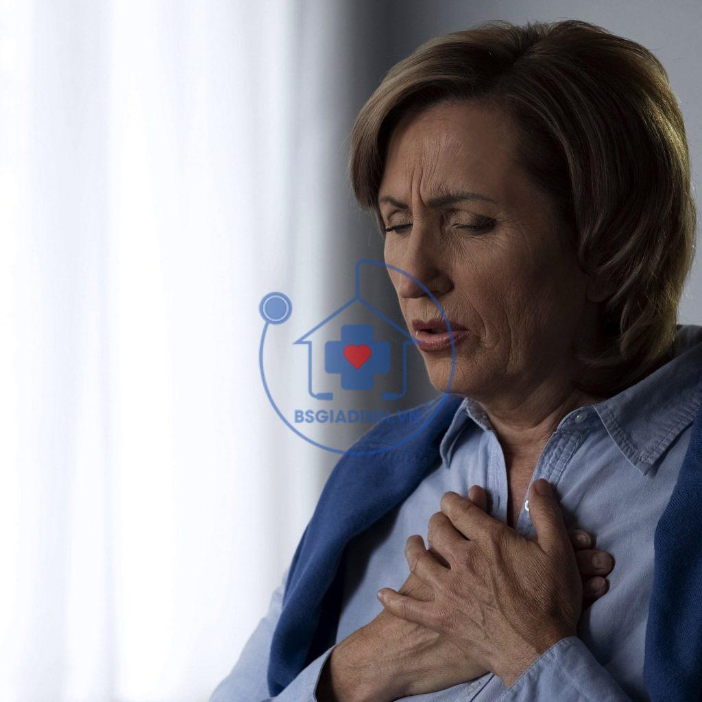 triệu chứng khó thở của hệ tim mạch